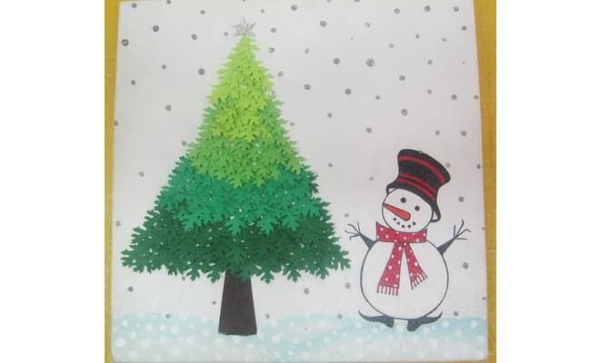 craft ideas for christmas cards 20 amazing decorations to try 6146