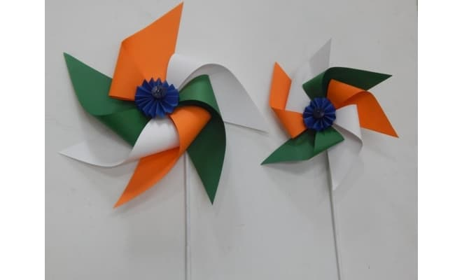 12 Amazing Crafts For Republic Day Celebrations